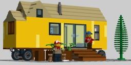 Mustard Lego 2