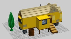 Mustard lego 4
