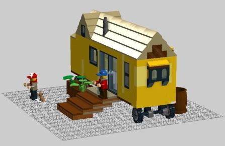 Mustard lego 5