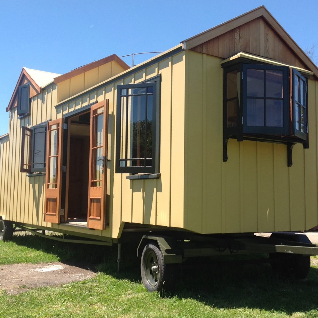 Tiny house north