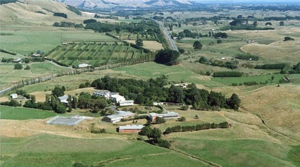 Marycrest aerial